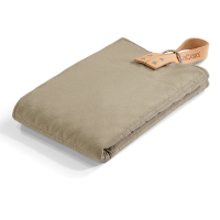 MiaCara Cosmo Travelbed Mineral/Taupe Gr.S