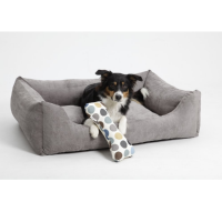 Hundebett Madison grau Gr. XL DITC